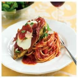 Baked Chicken Saltimbocca Recipe