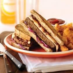 Steakhouse Grillers Prime Patty Melt Recipe