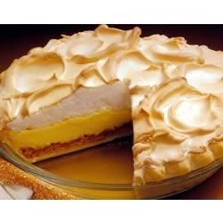 Photo of Traditional Peanut Butter Pie by EAGLE BRAND®