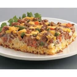 Photo of Deluxe Cheeseburger Melt (lighter recipe) by Betty Crocker®