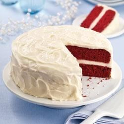 Breakstone's Red Velvet Cake Recipe