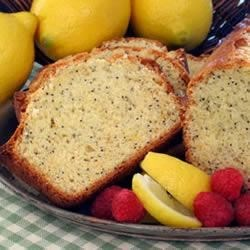 Photo of Poppy Seed Cake by Silk®