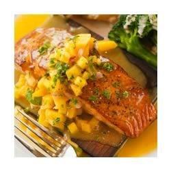 Mango Ponzu Salsa Recipe