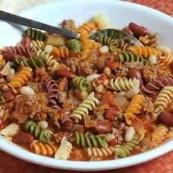 Photo of Wacky Mac's® Pasta e Fagioli by Wacky Mac®
