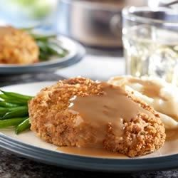 Baked Pork Chops and Gravy Recipe