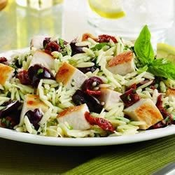 Mediterranean Chicken Orzo Recipe