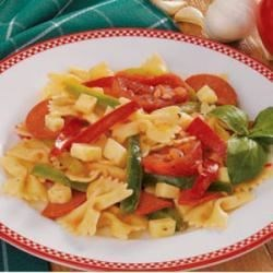 Photo of Pepperoni Pizza Pasta by Suzan  Suskie