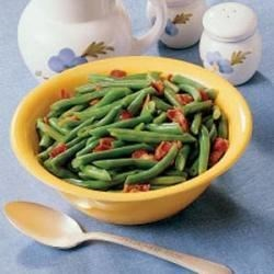 Photo of Old-Fashioned Green Beans by Willa  Govoro