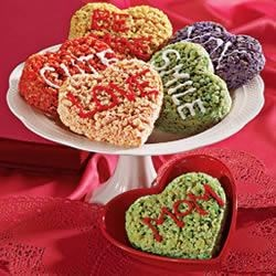 Valentine Cut-Out Treats(TM) Recipe