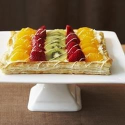 Beautifully Easy Fruit Tart Recipe