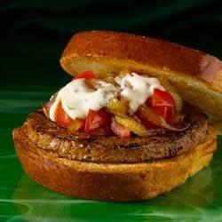 Texas Old West Burger Recipe
