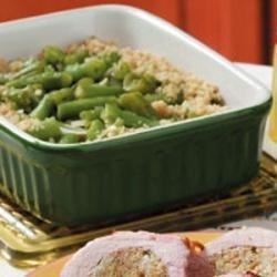 Photo of Baked Garlic Green Beans by Marilyn Farmer
