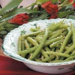 Photo of Green Bean Stir-Fry by Robin  Joss