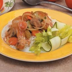 Photo of Chicken with Vegetables by Norlene  Razak