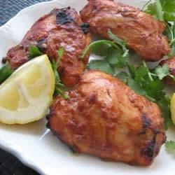 Indian BBQ Chicken Recipe