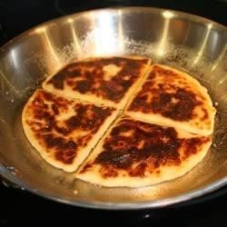 Fried Irish Potato Farls Recipe
