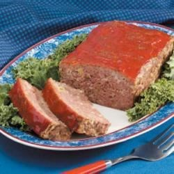 Photo of Down-Home Meat Loaf by Daria Burcar