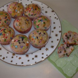 Sprinkles Muffins Recipe