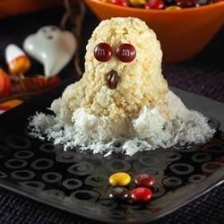 Fright Krispies Treats(TM) Recipe