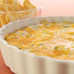 Knudsen Hot Broccoli Cheese Dip Recipe