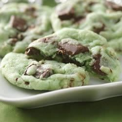 Photo of Mint Chocolate Chip Cookies by Betty Crocker®