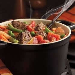 Country Beef Stew Recipe