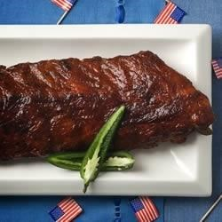Kicked Up Cuervo Ribs Recipe