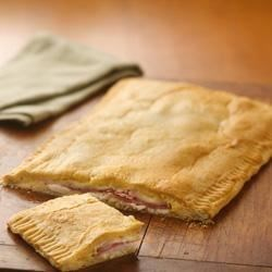 Photo of Cordon Bleu Crescent Bake by Pillsbury® Crescents