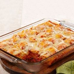 Photo of Weeknight Ravioli Bake by Kraft Natural Shredded Cheese
