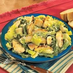 Photo of Campbell's® Grilled Chicken Caesar Salad by Campbell's Kitchen