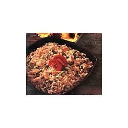 Savory Skillet Chicken and Rice Recipe