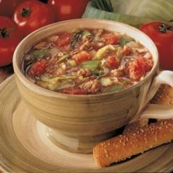 Photo of Country Cabbage Soup by Vicky  Catullo