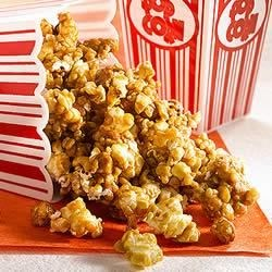 Krispies* Caramel Popcorn Recipe