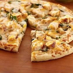 Saute Express(R) Saute Starter Garlic Chicken Pizza Recipe
