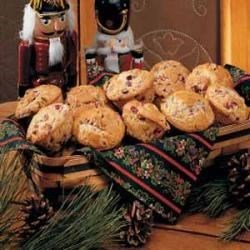 Photo of Pecan Cranberry Muffins by Suzanne  Mckinley