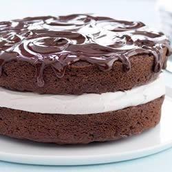 Photo of Mocha Layer Cake by BREAKSTONE'S