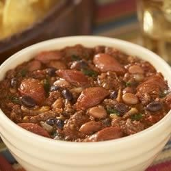 Red Zone Chili Recipe
