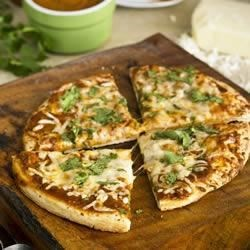 Tikka Masala Pizza Recipe