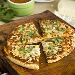 Tikka Masala Pizza Recipe