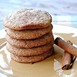 Skinny Snickerdoodles Recipe