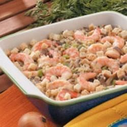 Photo of Wild Rice Shrimp Bake by Lee  Stearns