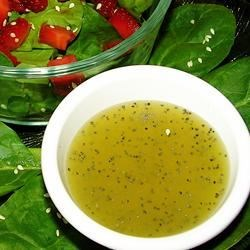 Poppy Seed Dressing II Recipe