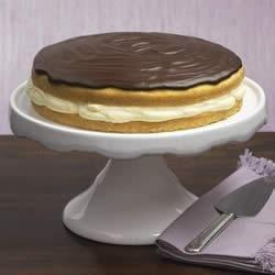 Kraft(R) Boston Cream Pie Recipe