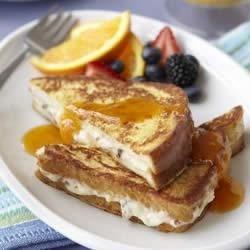 Caribbean Cruise Stuffed French Toast Recipe
