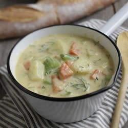 Potato Chowder Recipe