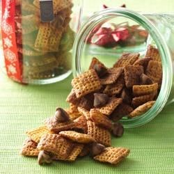 Peanut Butter Blossoms Chex® Mix