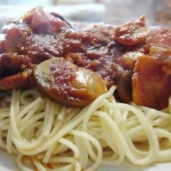 Easy Slow-Cooked Chicken Cacciatore
