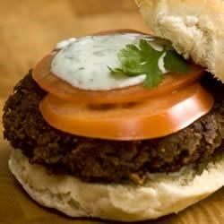 Stuffed Greek Burgers Recipe