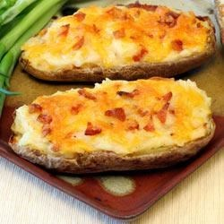 Photo of Ultimate Twice Baked Potatoes by Dannon Oikos® by Dannon Oikos®