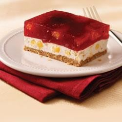 Photo of Cranberry-Orange Dream by Kraft Desserts